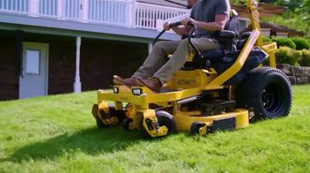 Cub Cadet TV Spot, 'Locally Owned Dealers: $300 off Zero-Turns' - Thumbnail 7