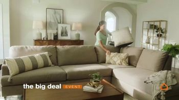 Ashley HomeStore The Big Deal Event TV Spot, 'Welcome Spring' - Thumbnail 2