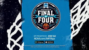 NCAA 2021 Final Four App TV Spot, 'Stay Connected' - Thumbnail 5