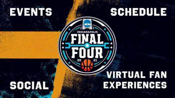 NCAA 2021 Final Four App TV Spot, 'Stay Connected' - Thumbnail 3