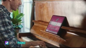 Simply Piano TV Spot, 'Whole Family'