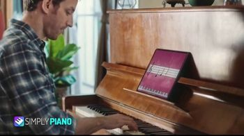 Simply Piano TV Spot, 'Whole Family' - Thumbnail 2