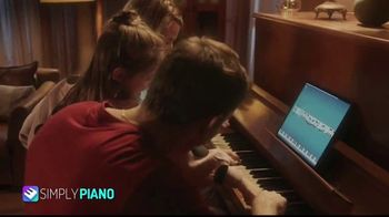 Simply Piano TV Spot, 'Whole Family' - Thumbnail 8