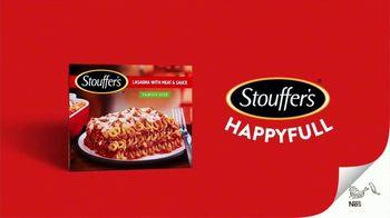 Stouffer's Lasagna With Meat & Sauce TV Spot, 'Happyfull' - Thumbnail 8