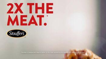 Stouffer's Lasagna With Meat & Sauce TV Spot, 'Happyfull' - Thumbnail 3