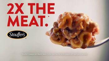 Stouffer's Lasagna With Meat & Sauce TV Spot, 'Happyfull' - Thumbnail 4