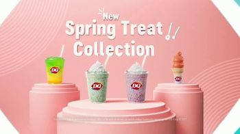 Dairy Queen Spring Treat Collection TV Spot, 'Make Your Move'
