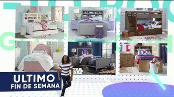 Rooms to Go Venta del 30 Aniversario TV Spot, 'Ahorrar en camas' [Spanish] - Thumbnail 2