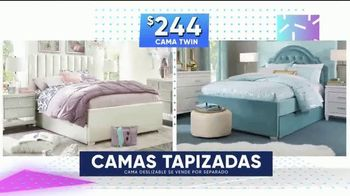 Rooms to Go Venta del 30 Aniversario TV Spot, 'Ahorrar en camas' [Spanish] - Thumbnail 5