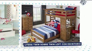 Rooms to Go Venta del 30 Aniversario TV Spot, 'Ahorrar en camas' [Spanish] - Thumbnail 6