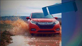 Honda Dream Garage Spring Event TV Spot, 'Put an HR-V In Your Garage' [T2] - Thumbnail 4