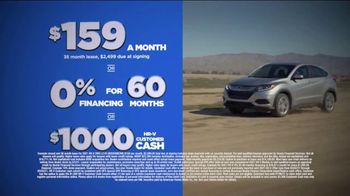 Honda Dream Garage Spring Event TV Spot, 'Put an HR-V In Your Garage' [T2] - Thumbnail 5