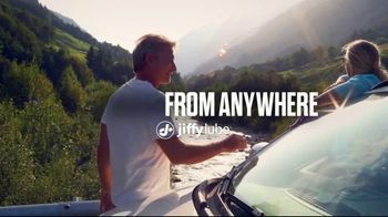 Jiffy Lube TV Spot, 'Anywhere' - Thumbnail 1