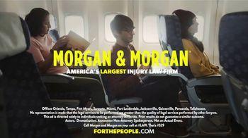 Morgan & Morgan Law Firm TV Spot, 'Size Matters: Leg Room Small' - Thumbnail 10