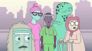 One.org TV Spot, 'Destination Vaccination'