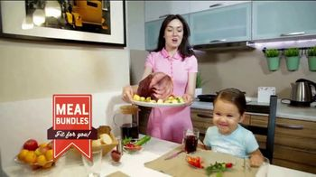 The HoneyBaked Ham Company, LLC TV Spot, 'Easter Is Here: Meal Bundles' - Thumbnail 7