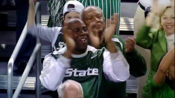 Lowe's TV Spot, 'Home Team Advantage: 2009 Michigan State' - 2 commercial airings