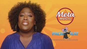 Metamucil TV Spot, 'BET: HBCU and Divine Nine Challenge' Featuring Sheryl Underwood