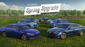 Hyundai Spring Upgrade Sales Event TV Spot, 'The Upgrade You've Been Looking For' [T2] - Thumbnail 4