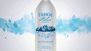 Tahoe Blue Vodka TV Spot, 'Voda Is Water'