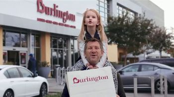 Burlington TV Spot, 'The Way You Save at Burlington Is Almost Indescribable'