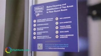 City of Kent TV Spot, 'Hampton Inn & Suites: Safety' - Thumbnail 3
