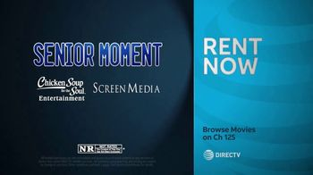 DIRECTV Cinema TV Spot, 'Senior Moment' - Thumbnail 10