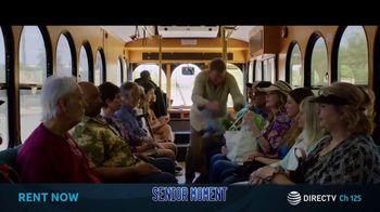 DIRECTV Cinema TV Spot, 'Senior Moment' - Thumbnail 4