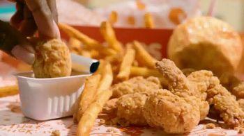 Popeyes $5 Shrimp Tackle Box TV Spot, '@KBDProductionsTV' - Thumbnail 3