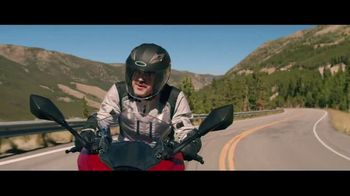 GEICO Motorcycle TV Spot, 'Lining the Field' Song by The Foundations
