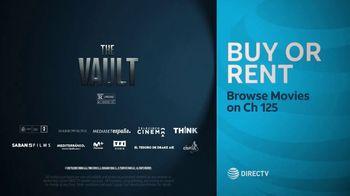 DIRECTV Cinema TV Spot, 'The Vault' - Thumbnail 9
