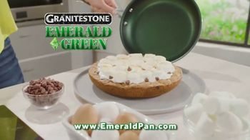 Granite Stone Emerald Green TV Spot, 'Nothing Sticks: $19.99' - Thumbnail 4