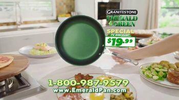 Granite Stone Emerald Green TV Spot, 'Nothing Sticks: $19.99' - Thumbnail 8