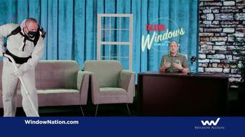 Window Nation TV Spot, 'Talking Windows: Cleaner Than When We Got There' - Thumbnail 5