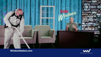 Window Nation TV Spot, 'Talking Windows: Cleaner Than When We Got There' - Thumbnail 6
