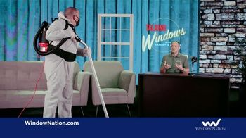 Window Nation TV Spot, 'Talking Windows: Cleaner Than When We Got There' - Thumbnail 8
