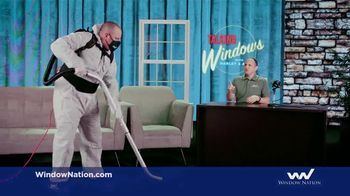 Window Nation TV Spot, 'Talking Windows: Cleaner Than When We Got There' - Thumbnail 9