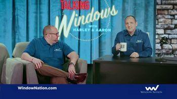 Window Nation TV Spot, 'Talking Windows: World's Best Host'