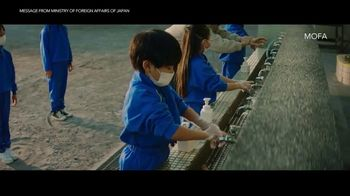 Ministry of Foreign Affairs Japan TV Spot, 'Japan's New Normal: Safety Measures' - Thumbnail 6