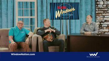 Window Nation TV Spot, 'Talking Windows: Steve'