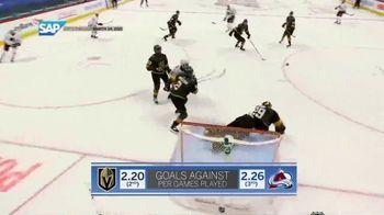 SAP TV Spot, 'Match-Up Insights: Knights vs. Avalanche' - Thumbnail 3