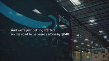 Amazon TV Spot, 'Vision: Net-Zero Carbon by 2040' - Thumbnail 9