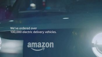 Amazon TV Spot, 'Vision: Net-Zero Carbon by 2040' - Thumbnail 5