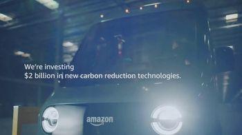 Amazon TV Spot, 'Vision: Net-Zero Carbon by 2040' - Thumbnail 7