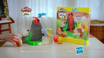 Play-Doh Slime Dino Crew Lava Bones Island Volcano TV Spot, 'Exciting Eruption' - Thumbnail 9
