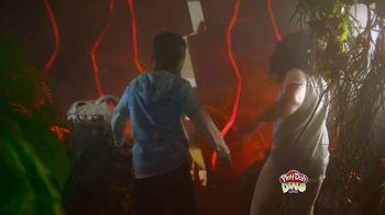 Play-Doh Slime Dino Crew Lava Bones Island Volcano TV Spot, 'Exciting Eruption' - Thumbnail 2