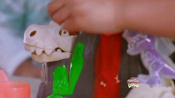 Play-Doh Slime Dino Crew Lava Bones Island Volcano TV Spot, 'Exciting Eruption' - Thumbnail 7