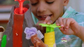 Play-Doh Slime Dino Crew Lava Bones Island Volcano TV Spot, 'Exciting Eruption' - Thumbnail 8