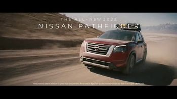 2022 Nissan Pathfinder TV Spot, 'Return to Rugged' Song by The Raconteurs [T1]