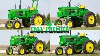 Mecum Gone Farmin' Fall Premier TV Spot, 'John & Linda O'Connell Collection' - Thumbnail 2